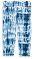 Ralph Lauren Girl's Tie-Dye Leggings