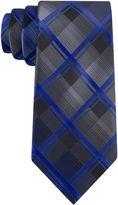 Jf J.Ferrar JF Ombre Grid Slim Tie