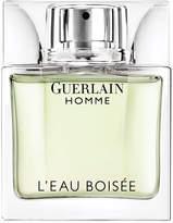 Guerlain Homme L'Eau Boisée Eau de Toilette Spray, 3.3 oz