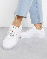 x Hello Kitty Cali sneakers in white