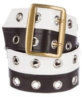 Marni Grommet Waist Belt w/ Tags