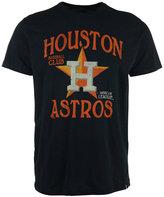 '47 Men's Houston Astros Scrum Logo T-Shirt