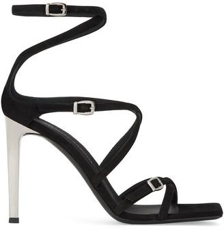 Giuseppe Zanotti Multi-Strap Sandals