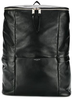 Saint Laurent Sid zipped backpack