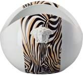 Versace Limited Edition Zebra Le Noir Vase