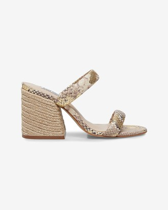 Express Steve Madden Marcella Sandals