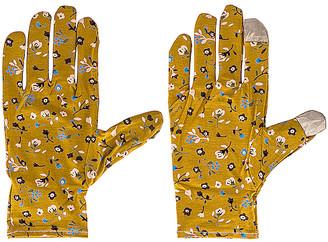 Lele Sadoughi Printed Washable Gloves