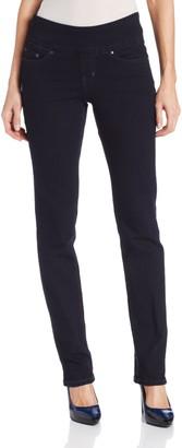 Jag Jeans Women's Peri Pull-on Straight Leg