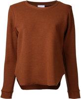 CITYSHOP round neck jumper - women - Acrylic/Nylon/Polyurethane/Wool - One Size