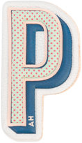 Anya Hindmarch P sticker - women - Leather - One Size