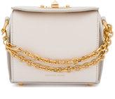 Alexander McQueen mini Box bag - women - Leather/metal - One Size