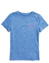 Vineyard Vines Toddler Girl's Whale Performance Tee