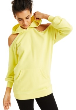 INC International Concepts Culpos X Inc Cutout Hoodie, Created for Macy's