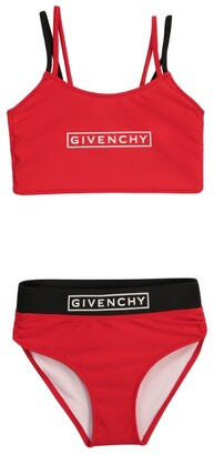 Givenchy Kids Logo Bikini (4-14 Years)