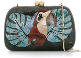 Serpui - mother-of-pearl clutch - women - Mother of Pearl - One Size
