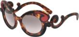 Prada 0PR 23NS Sunglasses