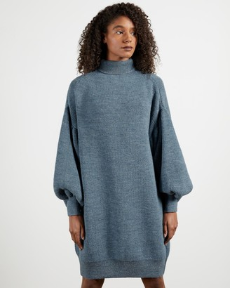 Ted Baker Roll Neck Dress