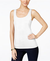 INC International Concepts Square-Neck Tank Top, Only at Macy's
