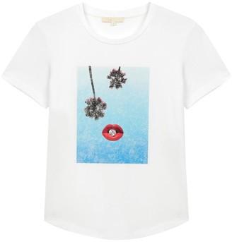 Maje Time Graphic T-Shirt