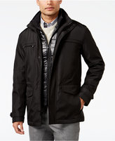 Michael Kors Men's Tech Car Coat and 2-in-1 Vest