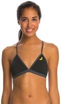 Arena Women's Solid Tie Back Bikini Top 8147803
