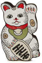 Olympia Le-Tan Manekineko Embellished Clutch
