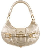Jimmy Choo Leather Tulita Hobo