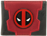 Marvel Deadpool Faux Leather Bi-Fold Wallet