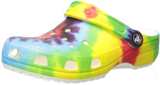 Crocs Classic Graphic Clog | Slip on Water Shoes