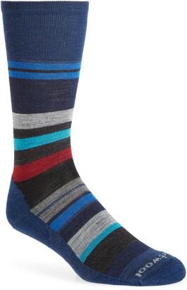 Smartwool Saturnsphere Stripe Crew Socks