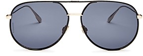 Christian Dior Women's DiorByDior Aviator Sunglasses, 60mm