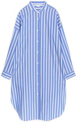 Arket Relaxed Shirt Dress