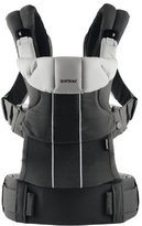 BABYBJÖRN BABYBJ?RN Baby Carrier Comfort (Black, Organic) by Baby Bjorn