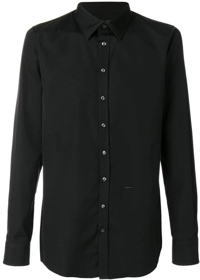 DSQUARED2 plain shirt