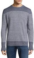 Save Khaki Maritime Stripes Sweater