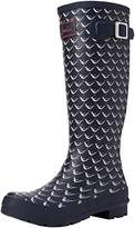 Joules Women Wellyprint Wellington Boots,39 EU