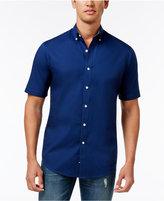 Club Room Men's Poplin Shirt, Created for Macy's