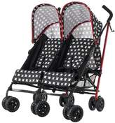O Baby Obaby Apollo Twin Pushchair - Crossfire