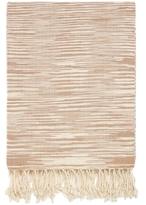 A & R Cashmere Wool Blend Khadi Throw