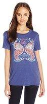 Billabong Juniors Butterfly Psych Graphic Tee