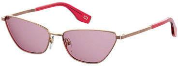 13dd571ab1d8c Marc Jacobs Pink Women s Sunglasses - ShopStyle