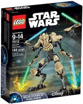 Lego Constraction Star Wars General Grievous - 75112