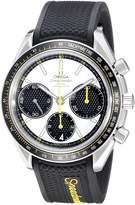 Omega Men's 32632405004001 Analog Display Swiss Automatic Black Watch