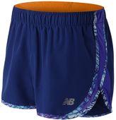 New Balance Women's Accelerate Woven Workout Shorts