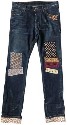 Tsumori Chisato Blue Denim - Jeans Jeans for Women