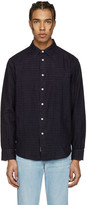 Rag & Bone Indigo Beach Shirt