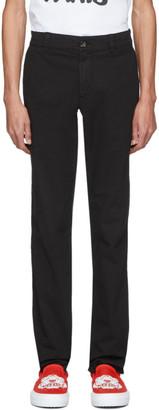 Kenzo Black Chino Trousers
