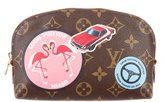 Louis Vuitton 2016 World Tour Cosmetic Pouch w/ Tags