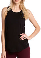 Danskin Scoopneck Sleeveless Tank Top