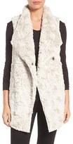 Women's Dylan Faux Fur Vest